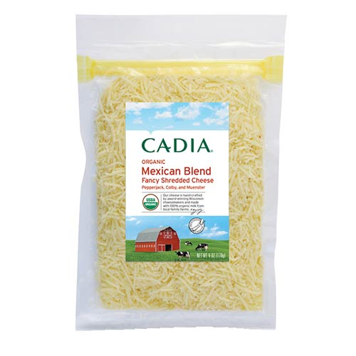 Cadia - Cheese Mexican Shredded