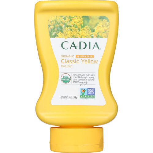 Cadia - Mustard Yellow - 14 OZ