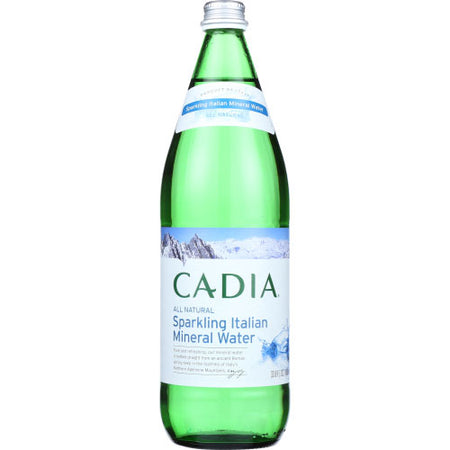 Cadia - Water Mineral Sparkling - 33.8 OZ