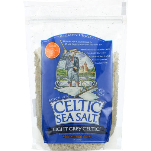 Celtic - Sea Salt - 1 LB