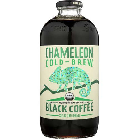 Chameleon Cold Brew - Coffee Liquid Concentrate - 32 OZ