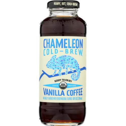 Chameleon Cold Brew - Coffee Vanilla  - 10 OZ
