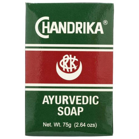 Chandrika - Soap Bar Ayurvedic - 3 OZ