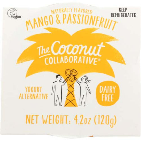 Coconut Collaborative - Yogurt Coconut Milk Mango Passionfruit  - 4.2 OZ