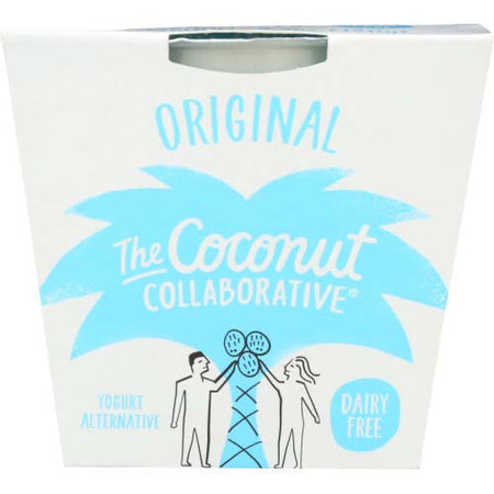 Coconut Collaborative - Yogurt Coconut Milk Plain  - 4.2 OZ