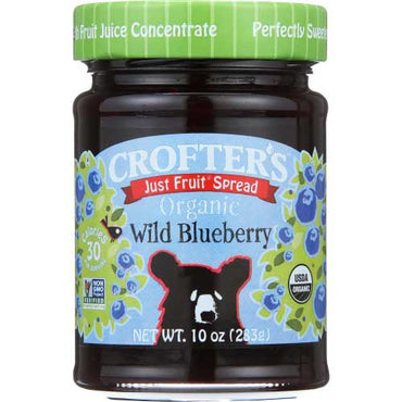 Crofters - Jelly Blueberry - 10 OZ