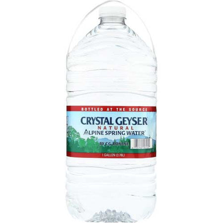 Crystal Geyser - Alpine Water  - 1 GA