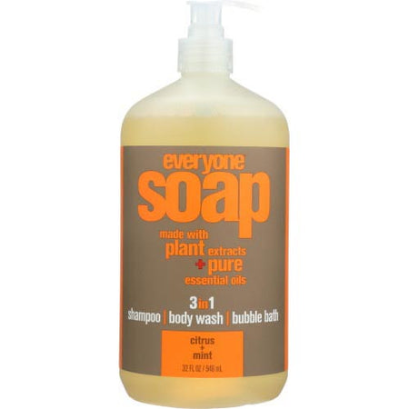 Everyone - Soap Citrus Mint - 32 OZ