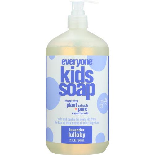 Everyone - Soap Kids Lavender Lullaby - 32 OZ