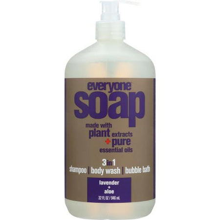 Everyone - Soap Lavender Aloe - 32 OZ