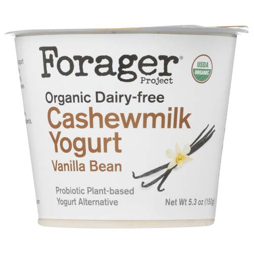 Forager- Yogurt Cashew Milk Vanilla - 5.3 OZ