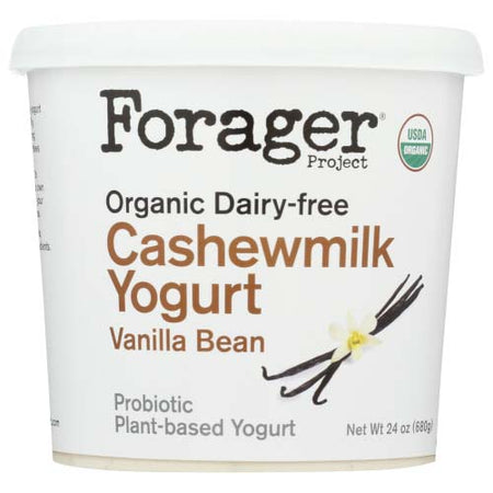 Forager - Yogurt Cashew Milk Vanilla - 24 OZ