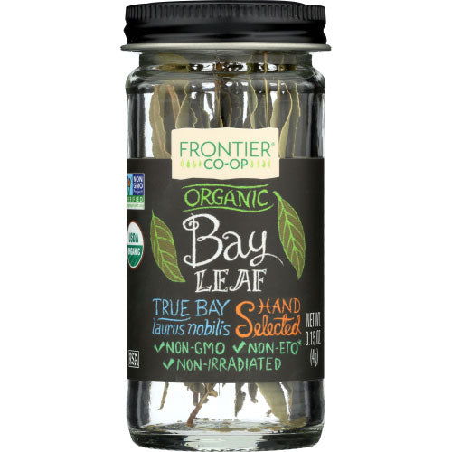 Frontier Herb - Bay Leaf Whole - 0.16 OZ