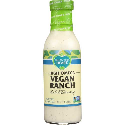 Follow Your Heart - Dressing Ranch - 12 OZ