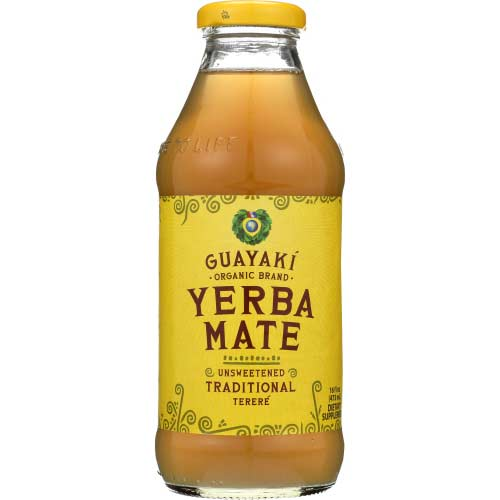 Guayaki - Yerba Mate Unsweetened Traditional Terere - 16oz