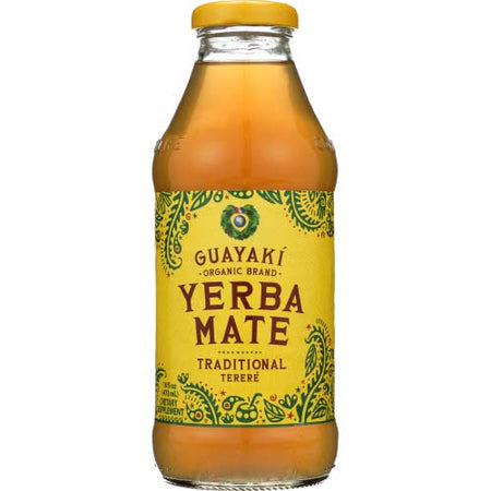 Guayaki - Yerba Mate Traditional Terere - 16oz