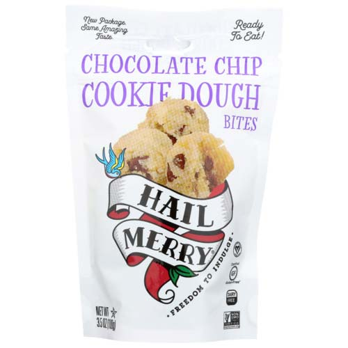 Hail Merry - Bites Cookie Dough - 3.5 OZ
