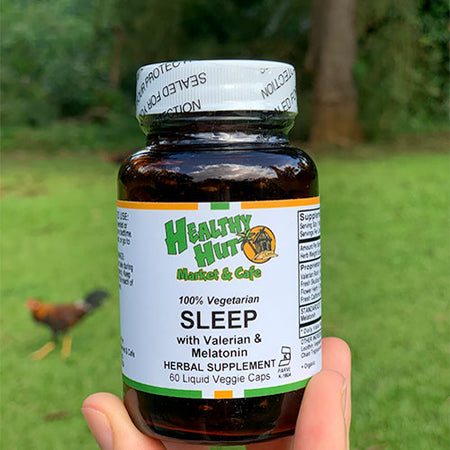 Healthy Hut Supplement - Sleep - 60Cps