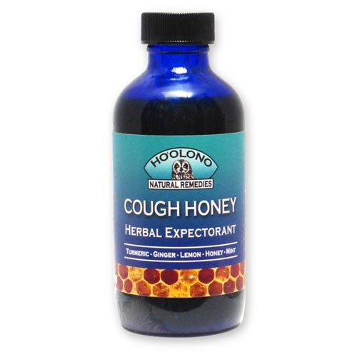 Ho'olono - Cough Honey - 4oz