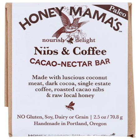 Honey Mamas - Chocolate Coffee - 2.5 OZ
