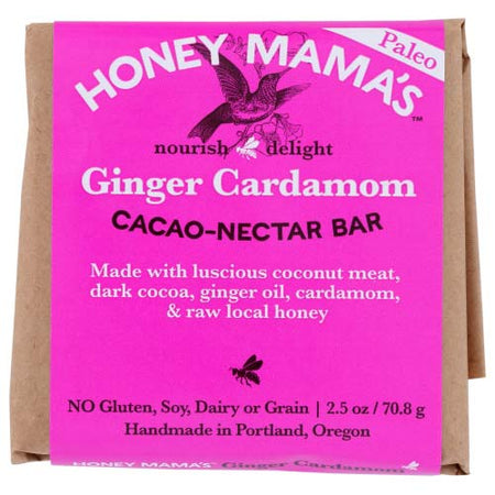 Honey Mamas - Chocolate Ginger Cardamom - 2.5 OZ