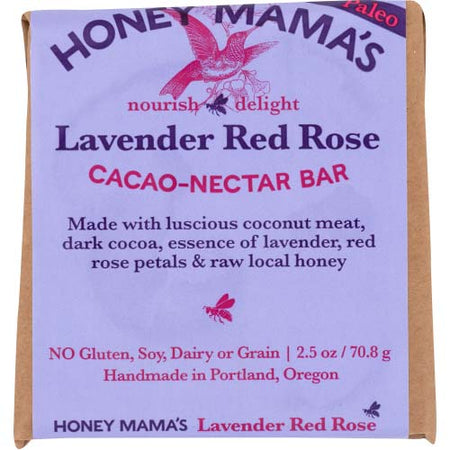 Honey Mamas - Chocolate Lavender Rose - 2.5 OZ