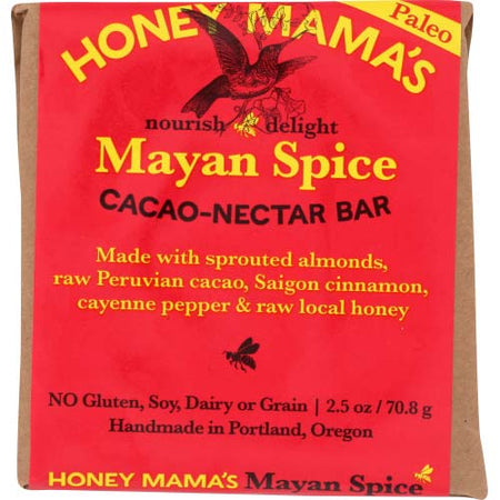 Honey Mamas - Chocolate Mayan Spice - 2.5 OZ
