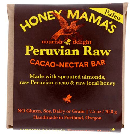 Honey Mamas - Chocolate Peruvian - 2.5 OZ