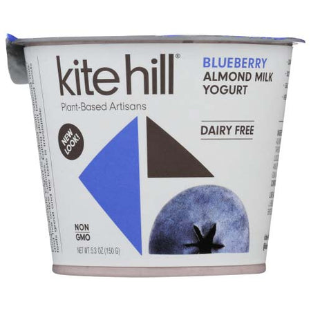 Kite Hill - Yogurt Almond Milk Blueberry - 5.3 OZ