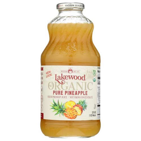 Lakewood - Juice Pure Pineapple - 32oz
