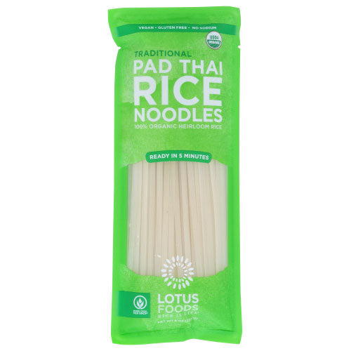 Lotus Foods - Noodle Pad Thai  - 8 OZ
