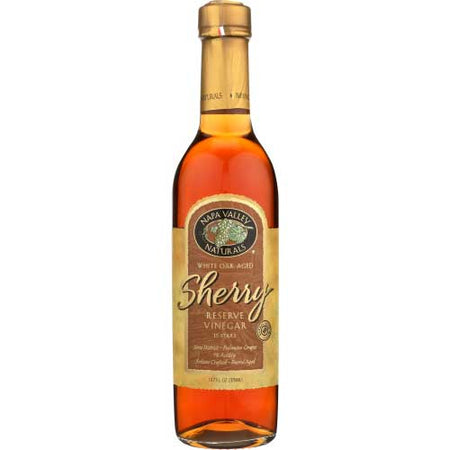 Napa Valley - Vinegar Sherry - 12.7 OZ