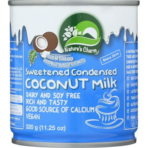 Natures Charm - Condensed Coconut Milk - 11.25 OZ