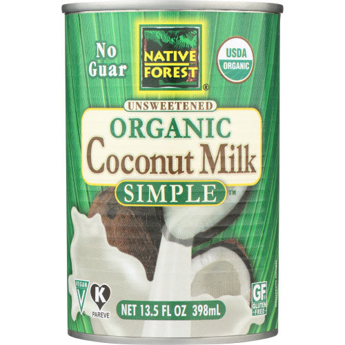 Native Forest - Coconut Milk - 13.5 OZ