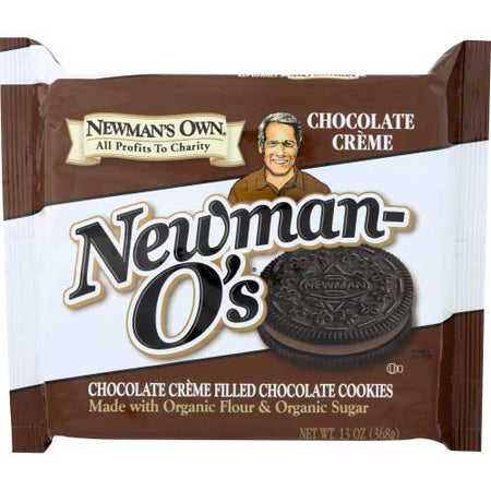 Newmans - Cookie Chocolate Creme - 13 OZ
