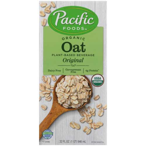 Pacific Foods - Milk Oat - 32 OZ