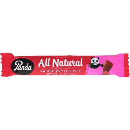 Panda - Licorice Bar Raspberry - 1.11 OZ