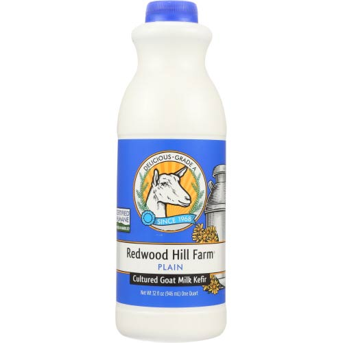 Redwood - Kefir Goat Milk - 32 OZ