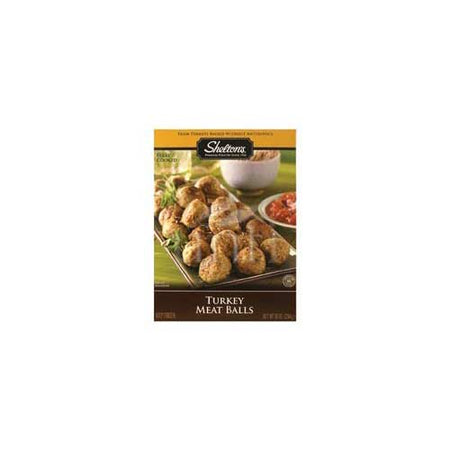 Sheltons - Turkey Meatballs - 10 OZ