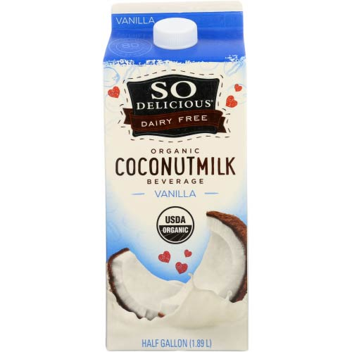 So Delicious - Coconut Milk Vanilla - 64 OZ