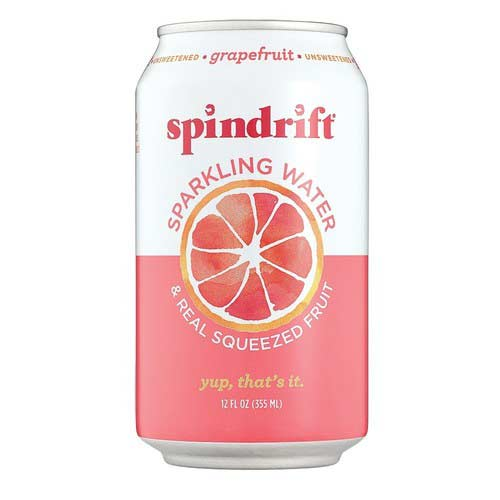 Spindrift - Sparkling Water Grapefruit - 12oz
