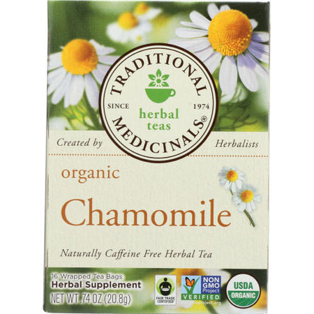 Traditional Medicinals - Tea Chamomile - 16 BG