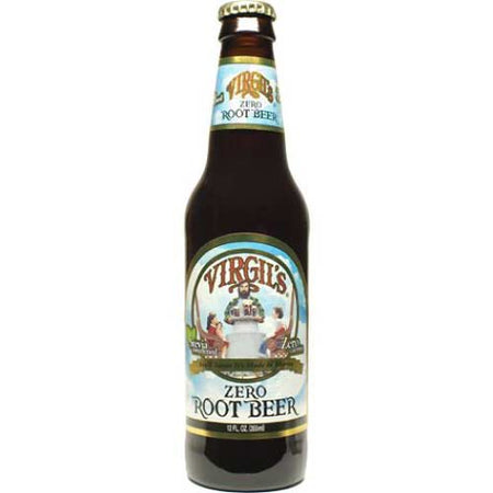 Virgils - Soda Zero Root Beer - 12oz