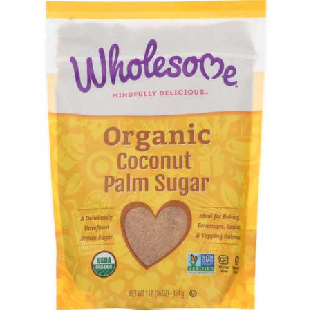 Wholesome - Sugar Coconut Palm - 16 OZ