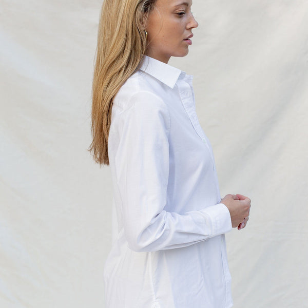 Relaxed Casual Oxford Shirt