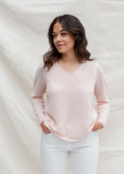 Made To Order Cashmere Light Sweater