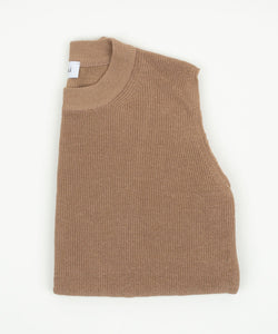 Crewneck sleeveless Sweater