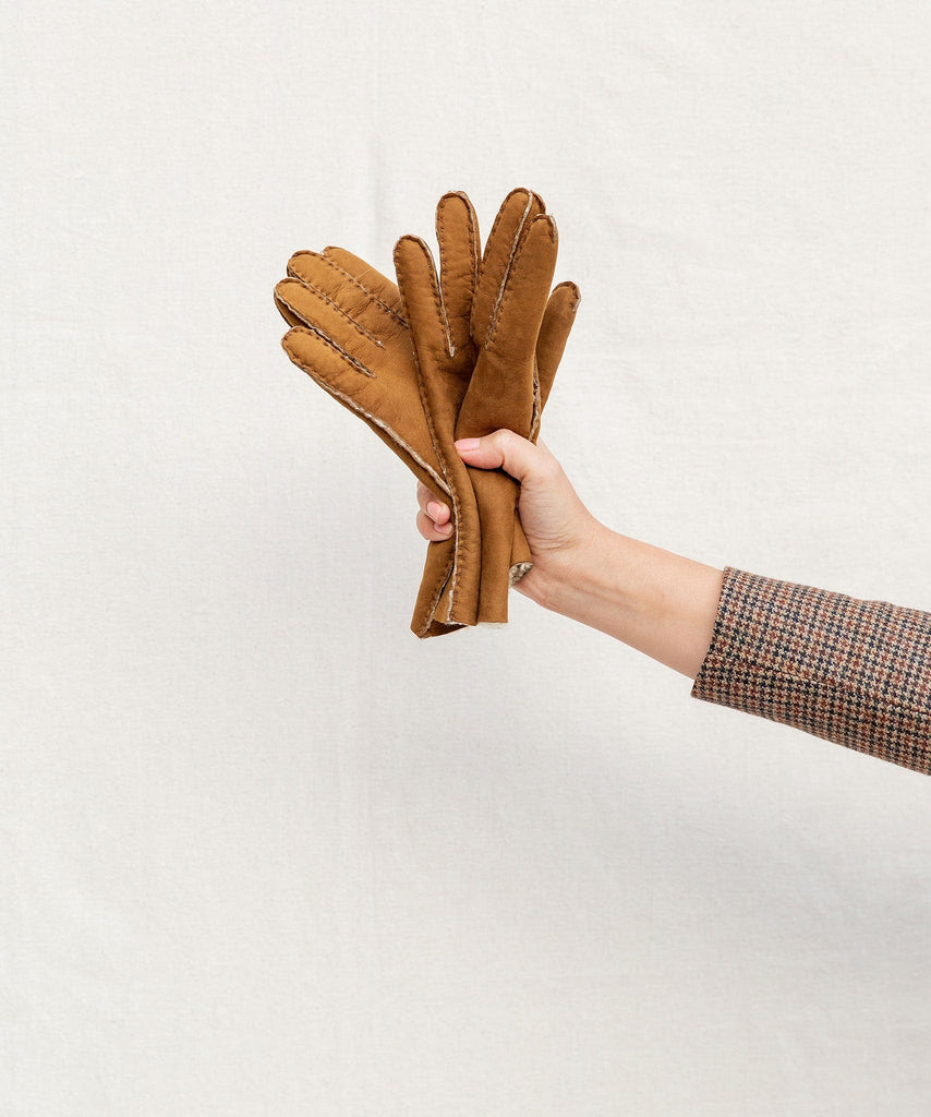 Lambskin Leather Glove