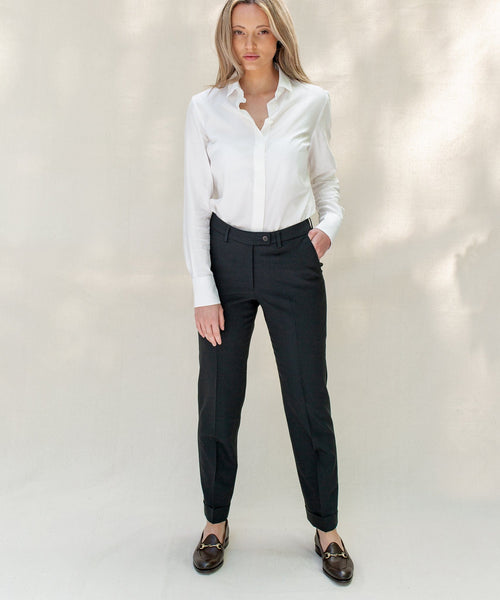 Relaxed Business Trousers