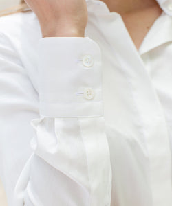Silk Cotton Shirt